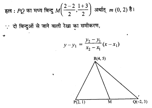 UP Board Solutions for Class 11 Maths Chapter 10 Straight Lines 10.2 9