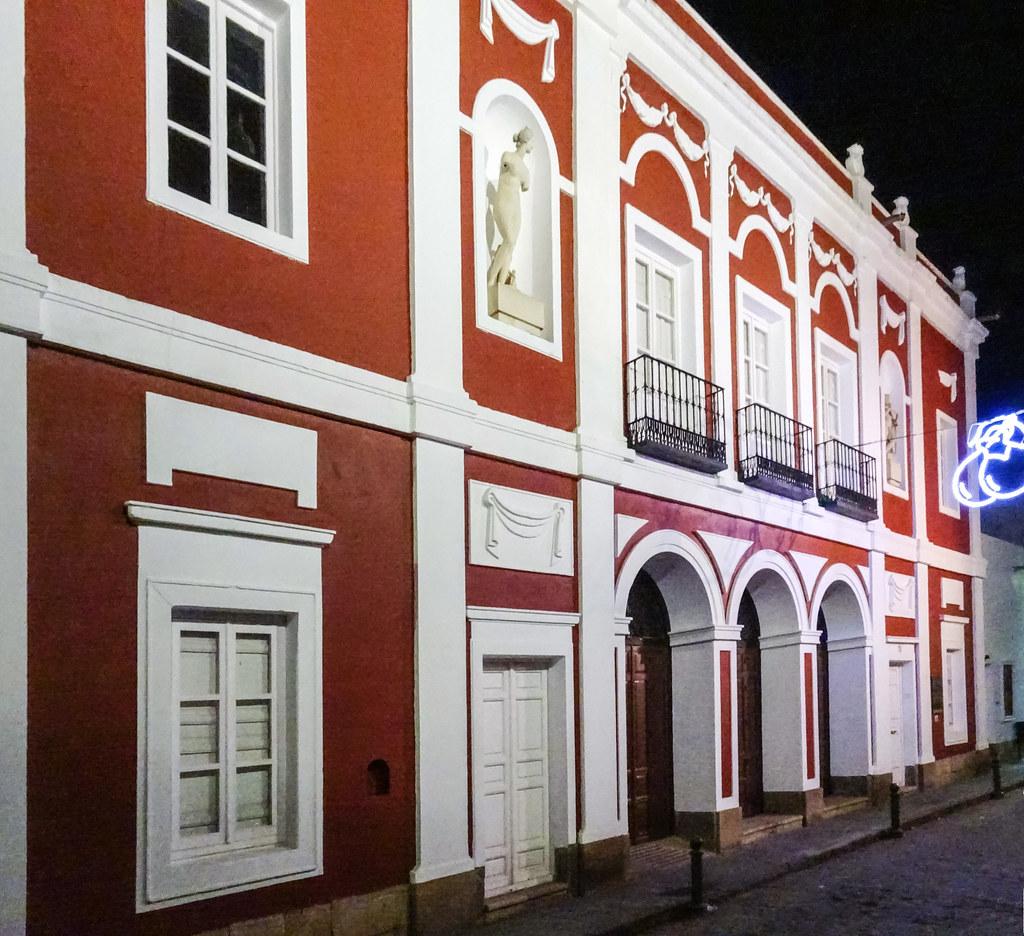 fachada exterior Teatro Municipal Almagro Ciudad Real 02