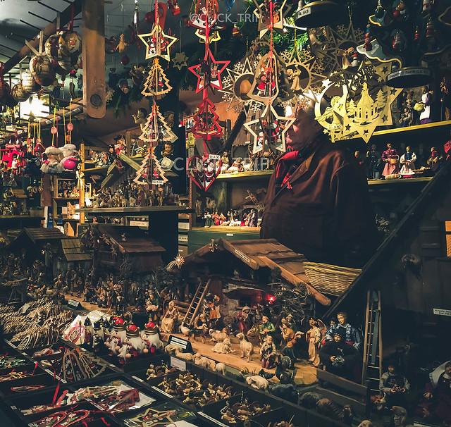 Mercados de Navidad de Núremberg | Christkindlesmarkt