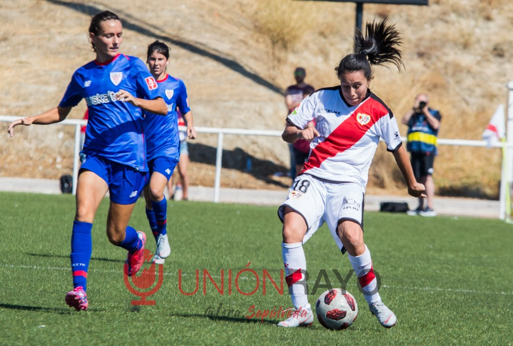 Femenino 2-2 Athletic