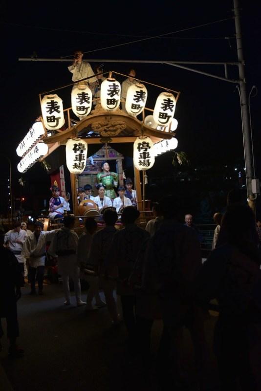 佐倉の秋祭り 49