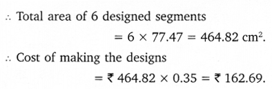 NCERT Solutions for Class 10 Maths Chapter 12 Areas Related to Circles 27