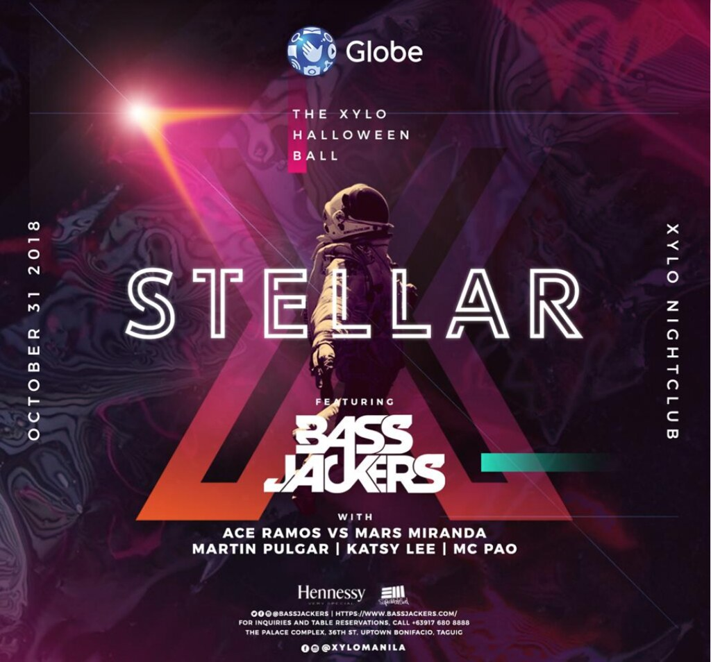 Rolling Sky Halloween Night.Halloween Manila 2018 Trick Or Treats Parties And Haunted Houses