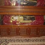 جسد الأنبا صرابامون أبو طرحة أسقف المنوفية