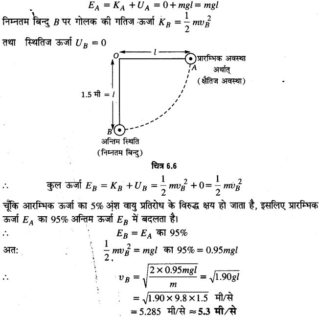 UP Board Solutions for Class 11 Physics Chapter 6 Work Energy and power 21
