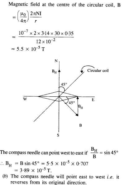 NCERT Solutions for Class 12 physics Chapter 5.33