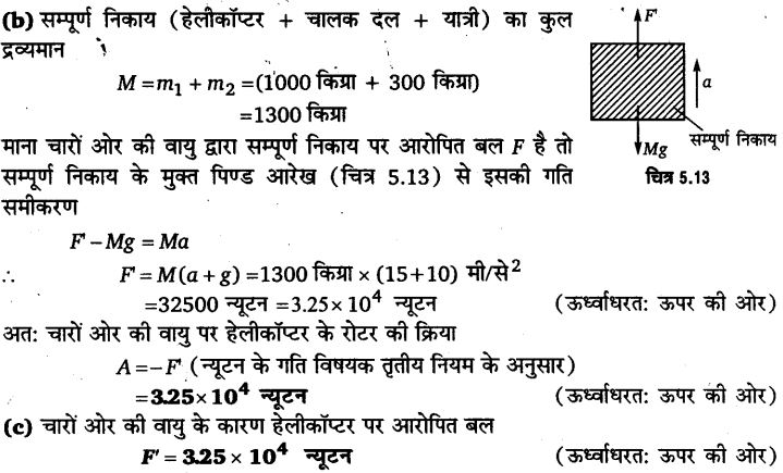 UP Board Solutions for Class 11 Physics Chapter 5 Laws of motion 33
