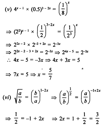 RD Sharma Class 9 Solutions Chapter 2 Exponents of Real Numbers Ex 2.2 - 16aaa..