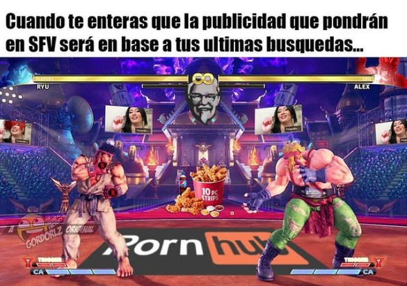 Street Fighter In-Game Ads - r/StreetFighter/