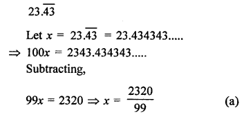 RD Sharma Class 9 Solutions Chapter 1 Number Systems - 1.mcq .16a