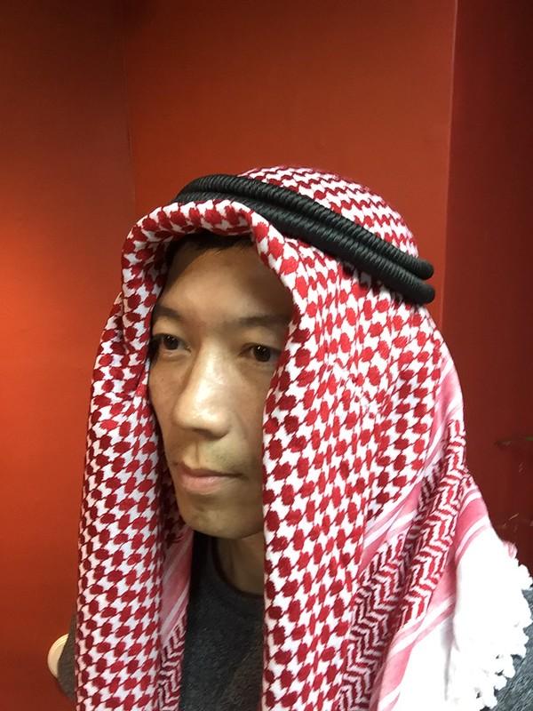 伊斯蘭服裝體驗