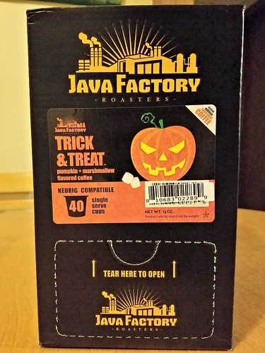 Trick & Treat Flavored Coffee Review