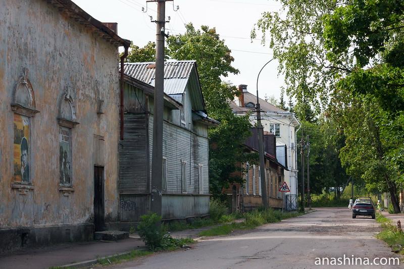 Улица Советских Космонавтов, Сортавала, Карелия