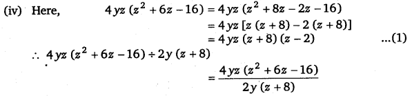NCERT Solutions for Class 8 Maths Chapter 14 Factorisation 21
