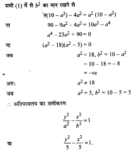 UP Board Solutions for Class 11 Maths Chapter 11 Conic Sections 11.4 15.1