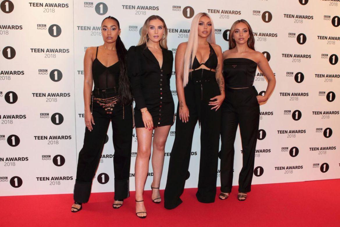 Little Mix – BBC Radio 1 Teen Awards 2018