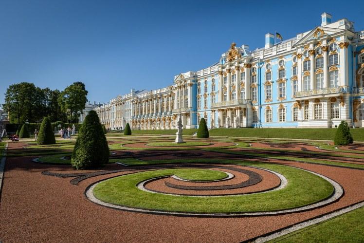 Pushkin, Saint Petersburg - Catherine Palace