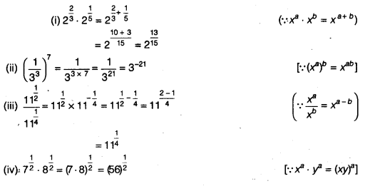 NCERT Solutions For Class 9 Maths Chapter 1 Number Systems ex6 3a