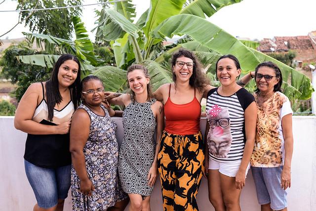 Projeto surge da troca de saberes entre mulheres - Créditos: Raul Luna