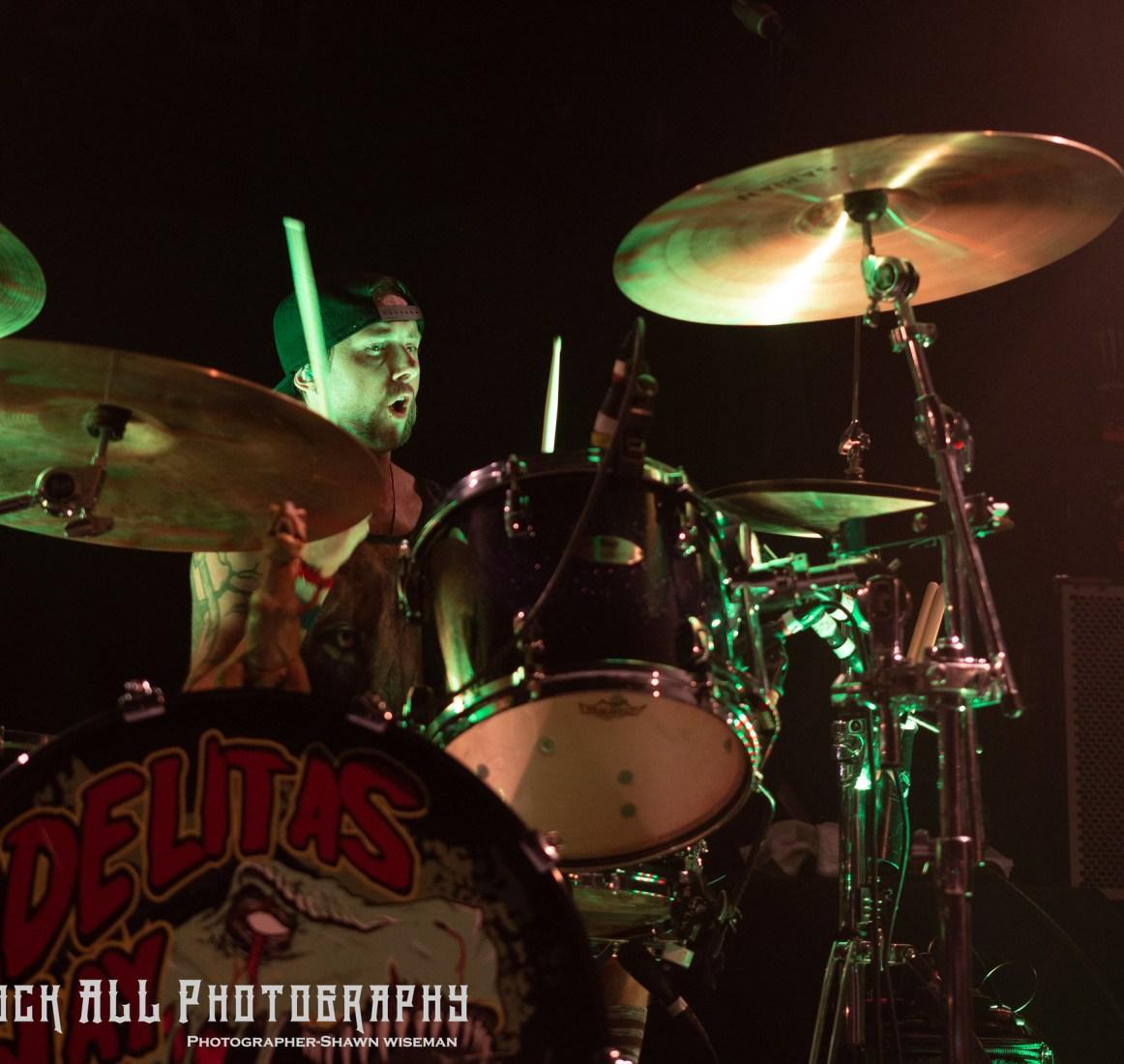 Adelitas Way - Bogarts - Cincinnati, Ohio 9/1
