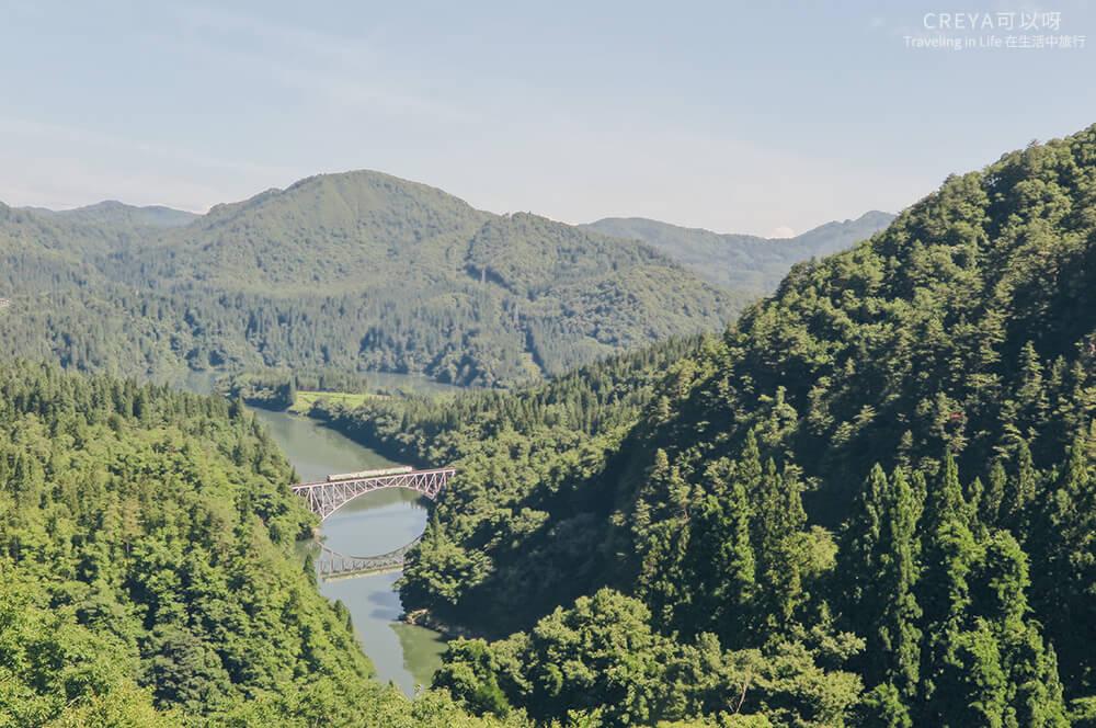 2018.10.05 | 行走在日本東北 | 用雙腳初識福島,這是我五天四夜的路徑線索 07