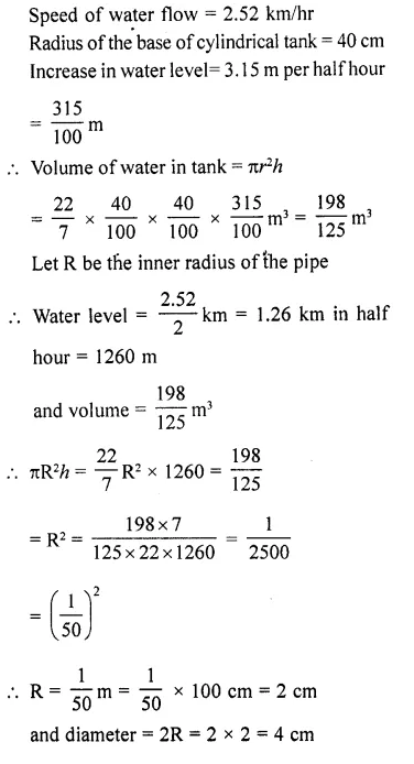 RD Sharma Class 10 Solutions Chapter 14 Surface Areas and Volumes Ex 14.1 53