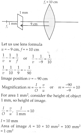 NCERT Solutions for Class 12 Physics Chapter 9 Ray Optics and Optical Instruments 071