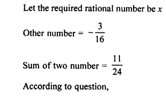 Selina Concise Mathematics class 7 ICSE Solutions - Rational Numbers-c10