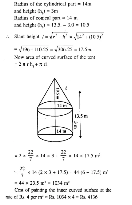 Selina Concise Mathematics Class 10 ICSE Solutions Chapterwise Revision Exercise 90
