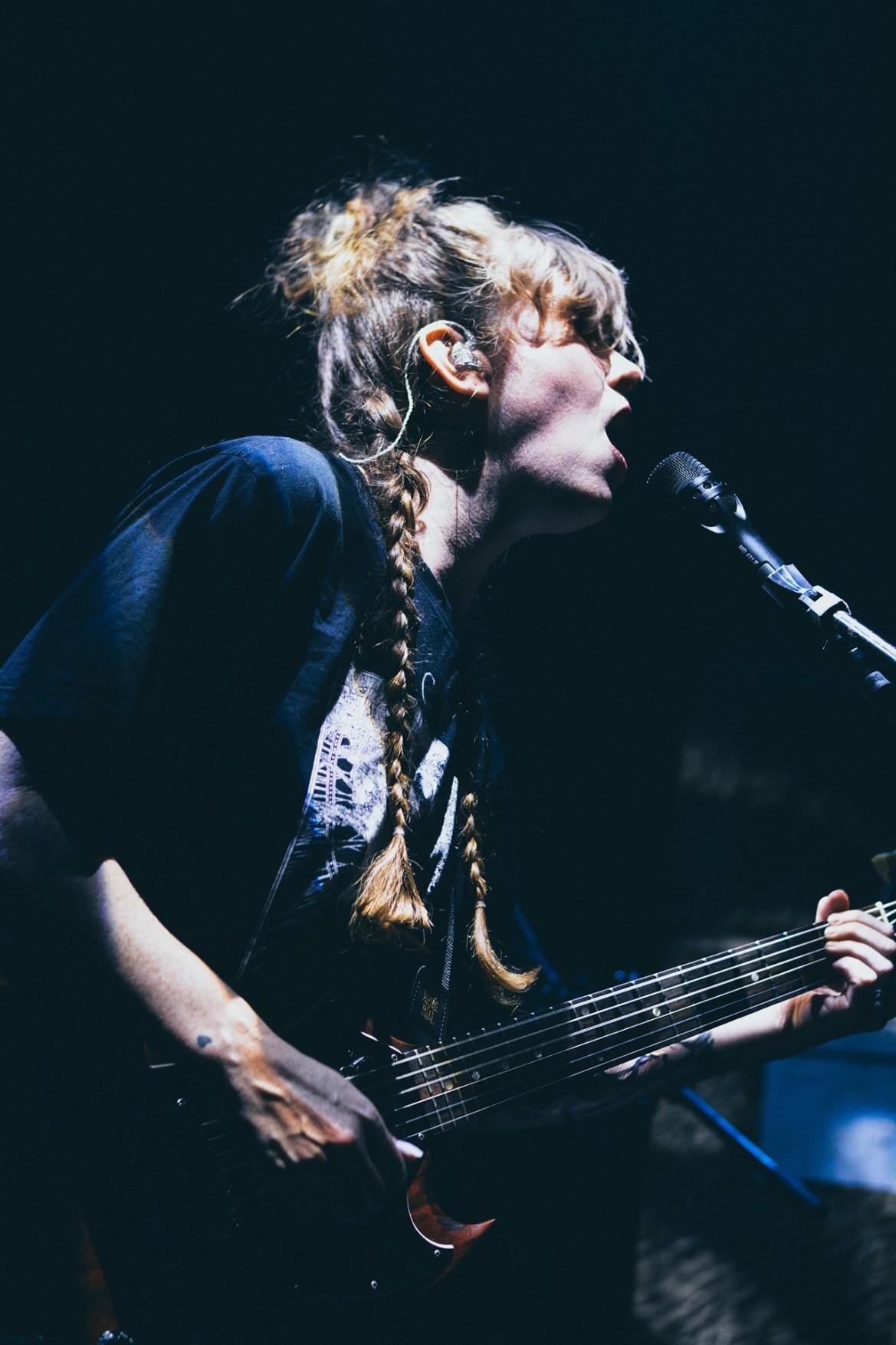 Emma Ruth Rundle no Musicbox | Foto: Carlos Mendes