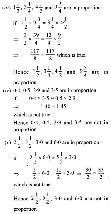 Selina Concise Mathematics class 7 ICSE Solutions - Ratio and Proportion (Including Sharing in a Ratio) -b1...
