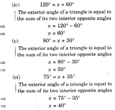 NCERT Solutions for Class 7 Maths Chapter 6 The Triangle and its Properties 10