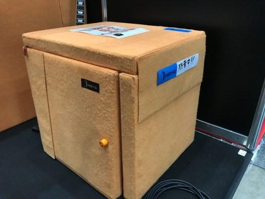 VERY-Q のアンプ用の小型ボックス