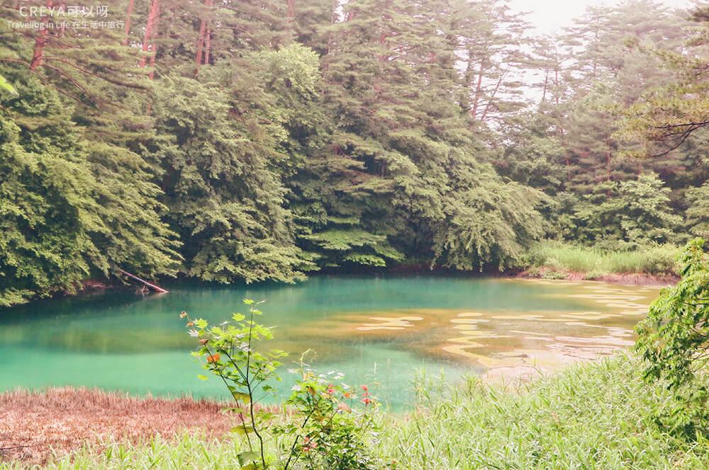 2018.10.05 | 行走在日本東北 | 用雙腳初識福島,這是我五天四夜的路徑線索 24