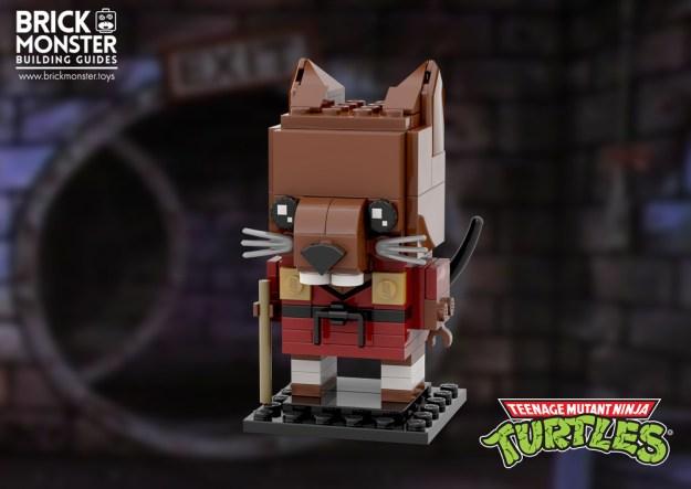 Brickheadz - Master Splinter