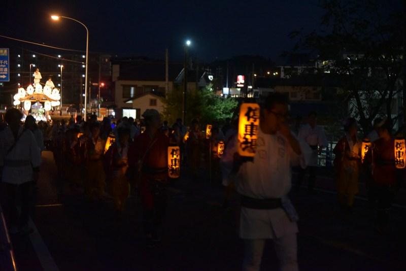 佐倉の秋祭り 46