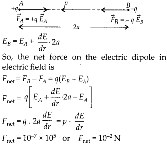 NCERT Solutions for Class 12 Physics Chapter 1 Electric Charges and Fields 25