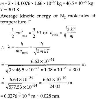 NCERT Solutions for Class 12 Physics Chapter 11 Dual Nature of Radiation and Matter 32
