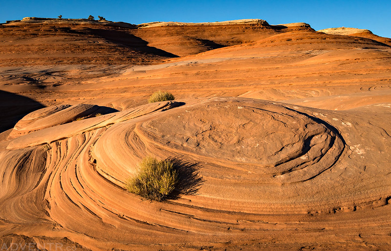 Circular Sandstone