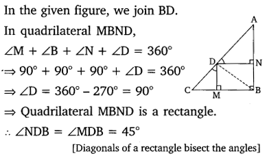 NCERT Solutions for Class 10 Maths Chapter 6 Triangles 93