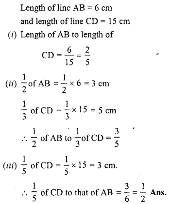 Selina Concise Maths class 7 ICSE Solutions - Fractions (Including Problems)-E1