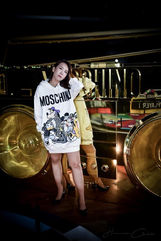 HM x Moschino lookbook-4