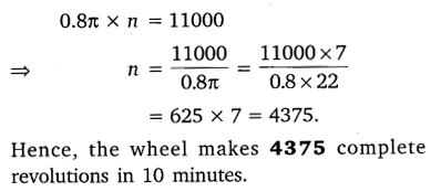 NCERT Solutions for Class 10 Maths Chapter 12 Areas Related to Circles 5