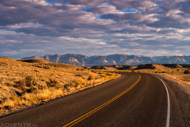 The Road To Nine Mile Canyon
