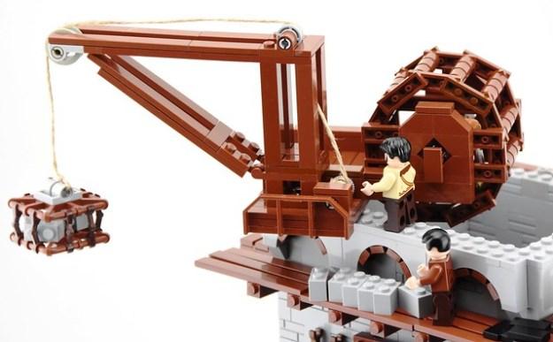 Falcontop Keep - Crane