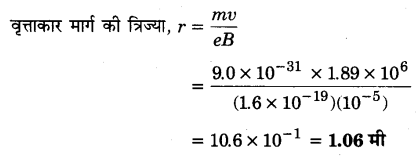 UP Board Solutions for Class 12 Physics Chapter 4 Moving Charges and Magnetism SAQ 8.1