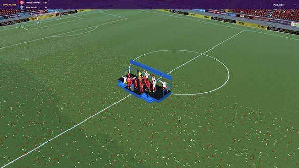 Football Manager 19 - Vittoria