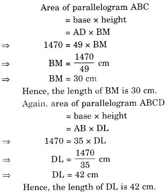 NCERT Solutions for Class 7 Maths Chapter 11 Perimeter and Area 30