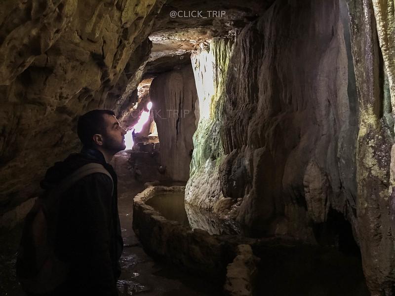 · Cueva de Sant Miquel del Fai · Click_Trip ·