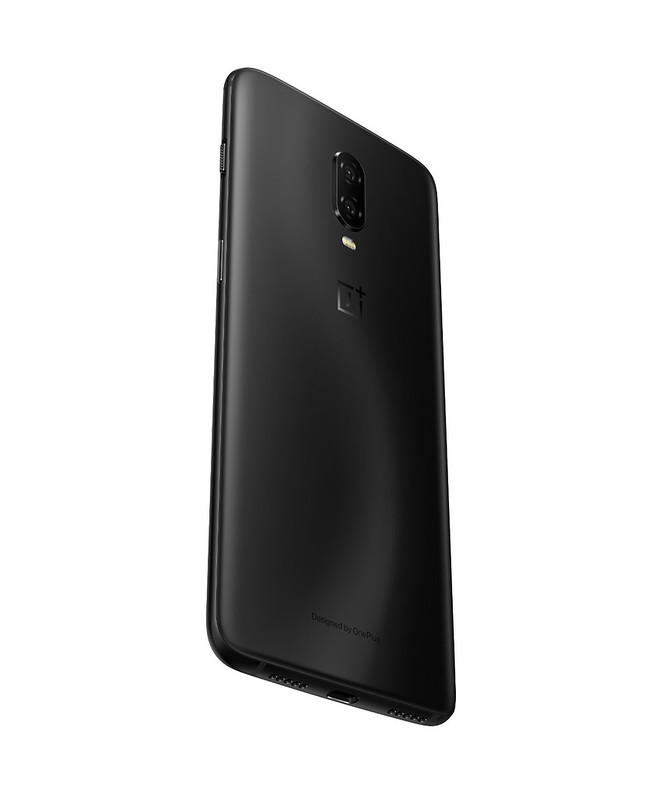 OnePlus 6T - Traseira